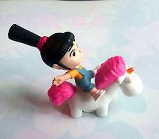 Despicable ME3 Agnes' Rockin' Unicorn Minion Hong Kong McDonald's Figure 2017