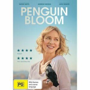 Penguin Bloom DVD Region 4 Brand New Sealed
