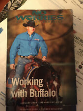 Working with Buffalo with Clinton Anderson, Dvd, January 2009