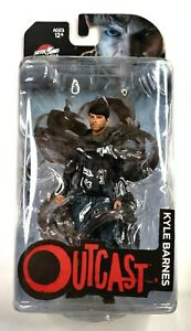 Outcast Kyle Barnes Limited Edition Action Figure Skybound Exc. Walking Dead