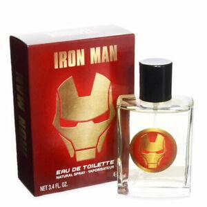 Perfume MARVEL Iron Man For Children Boys Adults EDT 100ml Samples Gift