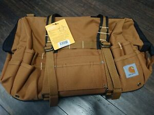 Carhartt 18 inch Tool Bag with Molded Base
