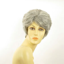 short wig for women gray ref: CLEMENTINE 51 PERUK