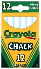 Crayola, 10 Pack, 12 Count, White Chalk