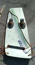 Tavola multifunzione sci nautico master by battani kneeboard wakebord surf usata