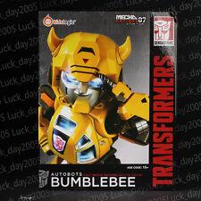 Kids Logic Transformers Mecha Nation Autobots Bumblebee LED Figure