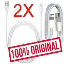 2x Original Weiß Lightning Ladekabel für iPhone 6 iPhone 5 iPhone 7 USB Kabel