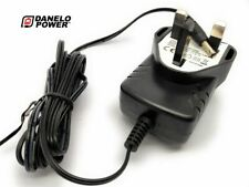 UK mains 6 volt power supply adapter for Tomee Tippee Move baby Monitor