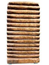 Art Africain - Objet Usuel Ancien - Planche à Laver en Bois Baoulé - 49 Cms ++++