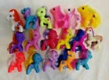 Big My Little Pony Fakie Knock Off Lot of 17 Ponies