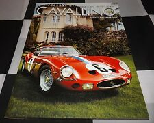 Cavallino Ferrari magazine août sept 2012 # 190 FERRARI 250 GTO Carroll Shelby