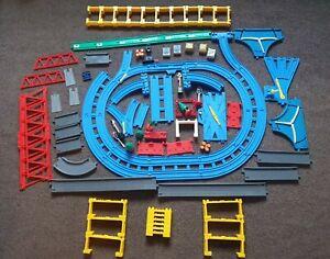 Tomy Train Track Thomas The Tank Engine & Friends Trackmaster 80+ PIECE BUNDLE