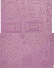 Crafters Companion Ultimate Pro Board Springtime Sweets & Cupcake Treats