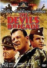 The Devil's Brigade (DVD, 2004) Cliff Robertson, William Holden