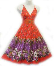 Ropa vintage de mujer rojos talla L