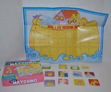 Noah's Ark Bible Matching Game