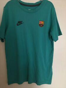Nike barcelona Boys T'shirt Size L (147-158cm)