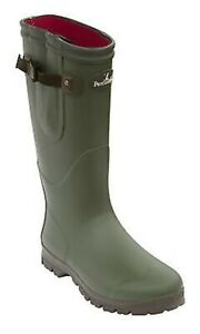 Percussion Sologne Wellington Boots, Shooting, Hunting, Walking, Unisex