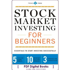 Stock Market Investing For Beginners by Tycho Press (P.D.F) - Fast Delivery