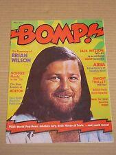 Who Put The Bomp! Winter 1976/7 US Magazine (Brian Wilson/Jack Nitzsche/Abba)