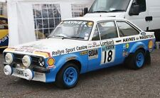 Scalextric 3636 FORD ESCORT MKII #18 HD - New Sealed