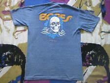 Vintage powell Peralta Ripper Bones Brigade Stedman youth shirt santacruz zorlac