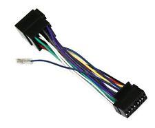 Adaptateur Câble C1985 Faisceau ISO Autoradio pour Sony CDX-RA 550 650 MDX-M 690