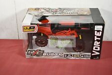 New Bright Radio Control RC FF Chargers Buggy Vortex- Red - 1:14 Scale