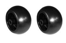 (2) John Deere Mower Deck Wheels - Z810, Z820, Z830, Z850, Z910, Z920, Z930 Z950