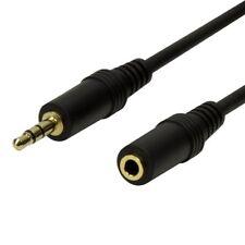 BIGtec 10m stereo Klinken Verlängerung Kabel 3,5mm Audio Verlängerungskabel