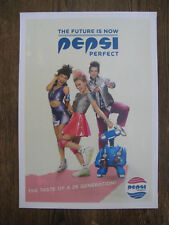 "Back to the Future - Pepsi Perfect ( 11"" x 15.5"" ) poster - B2G1F"