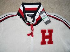 Tommy Hilfiger Women's Global Sherpa Jacket Size White...