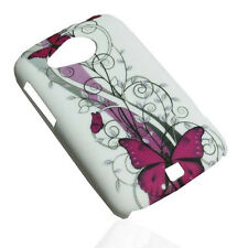 Design No.1 Hard Back Cover Handy Case Hülle Kappe Schale für HTC Desire C