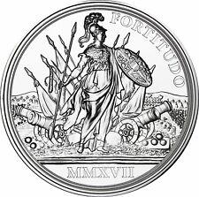 Österreich 20 Euro 2017 PP Maria Theresia Tapferkeit und Entschlossenheit
