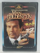 The Man with the Golden Gun (DVD, 2000) SIGNED by Maud Adams