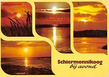 BT4678 Schiemonnikoog bih avond Netherlands