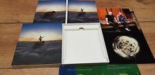 "PINK FLOYD ""THE ENDLESS RIVER""- CD + BLU RAY  COLLECTORS BOX SET"