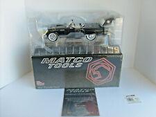 MIB RACING CHAMPIONS MATCO TOOLS 1957 THUNDERBIRD 1/18 52/1200 COA ORIG PACK NR