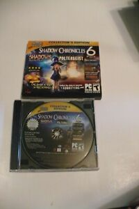 Shadow Chronicles 6 Pack: Collector's Edition (PC, 2013)