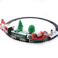 Nordpol Express Musical Zug Weihnachten Urlaub Weihnachten Spielzeug Party Set