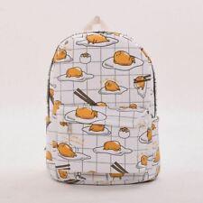 Gudetama backpack FREE PAIR OF SOCKS USA SHIPPER shoulder bag laptop bag anime
