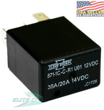 Song Chuan 12VDC Micro SPDT 20/30A Relay, Jeep Grand Cherokee GMC Yukon Jimmy