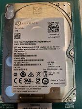 "Seagate 4TB Laptop HDD SATA 6GB/s 128MB Cache, Internal Hard Drive, 2.5"""