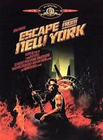 Escape from New York DVD