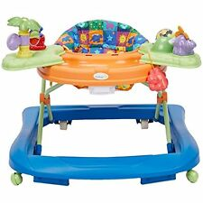 Safety 1st Sounds 'n Lights Discovery Walker Dino Baby Infants Toddler Play Fun