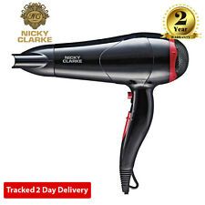 Nicky Clarke NHD181 Classic DC Frizz Free Hair Dryer 2000W