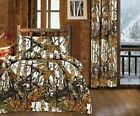 1 pc White Snow Camo Woods Twin Comforter (No Sheets or pillowcase)