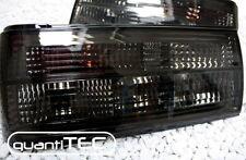 RÜCKLEUCHTEN HECKLEUCHTEN SET BMW E30 3er CABRIO 90-93 SCHWARZ BLACK SMOKE NEU