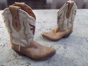 Women's FRYE short western boots Sz. 6 B