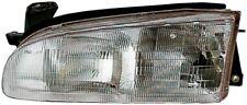 Headlight Lens-Assembly Left Dorman 1590674 fits 93-97 Geo Prizm